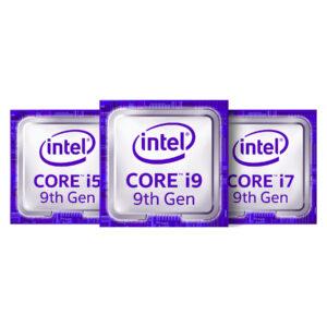 Equipos Intel 9th