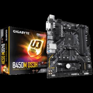 Gigabyte B450M S3H