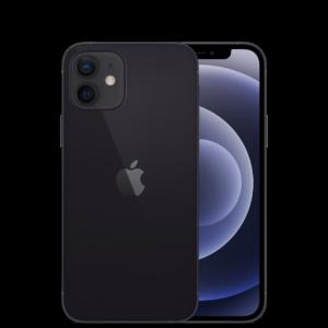 Celular Apple iPhone 12 256GB Dual negro