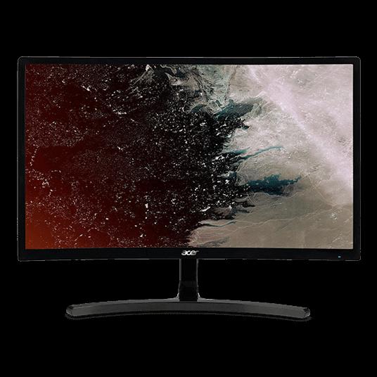 """Monitor Acer Ed242qr Abidpx 24"""" curvo 144hz"""