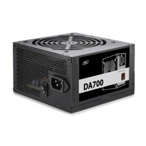 Fuente Deepcool 650w reales 80 Plus Gold