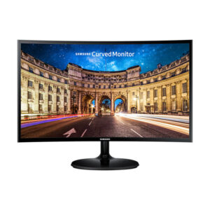 """Monitor Samsung 27"""" 60hz Curvo C27F390FHL"""